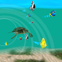My Seaturtles HD LWP icon