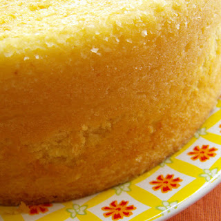 Coconut and Orange Cake