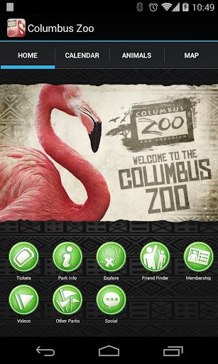 Columbus Zoo Mobile