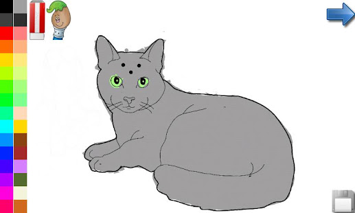 Coloring Book: Cats ! FREE - Apps on Google Play
