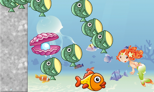 Mermaid Puzzles for Toddlers- screenshot thumbnail