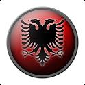 Flashlight Albania icon