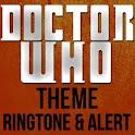 Doctor Who Theme &Tardis Alert icon