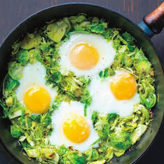 Brussels Sprouts Hash.
