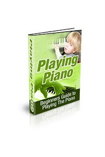 Playing Piano Beginner's Guide