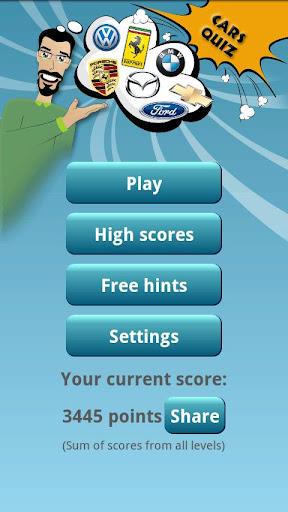 【免費益智App】Cars Photo And Logo Quiz-APP點子