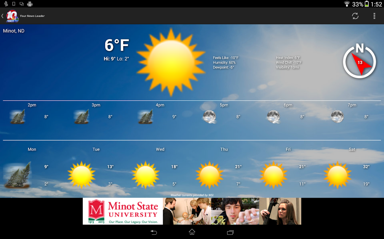 KMOT Mobile News - screenshot