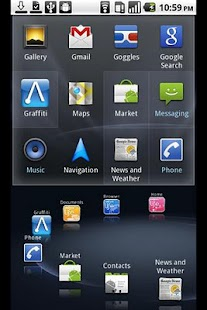 NetFront Life Screen- screenshot thumbnail