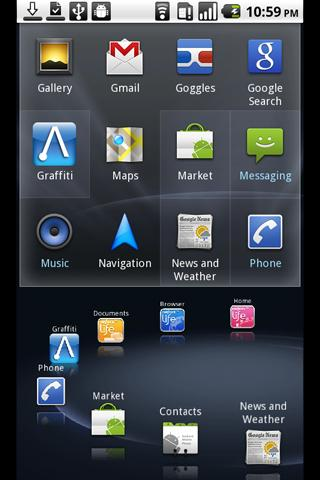 NetFront Life Screen- screenshot