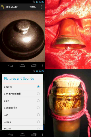 BellsToGo Ringtones - screenshot