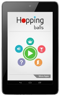 Hopping Balls - Puzzle Game