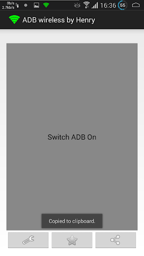 ADB Wireless (root) 1.2 screenshots 8