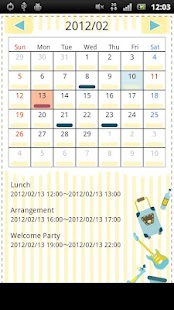 Smart Calendar- screenshot thumbnail