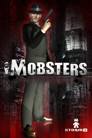 iMobsters™ - 12 Favor Points - screenshot