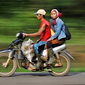 by Helnis Susanto Johannis - Transportation Motorcycles (  )