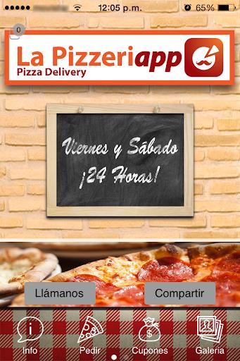 La Pizzeriapp