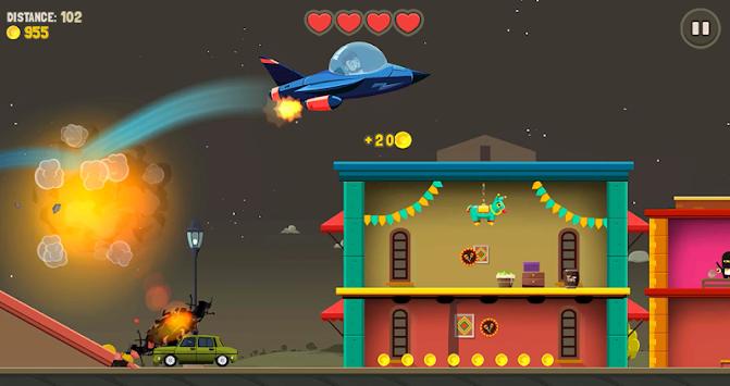 Aliens Drive Me Crazy apk screenshot