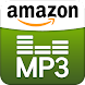 Amazon MP3 music icon