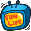 funlive(live tv) icon