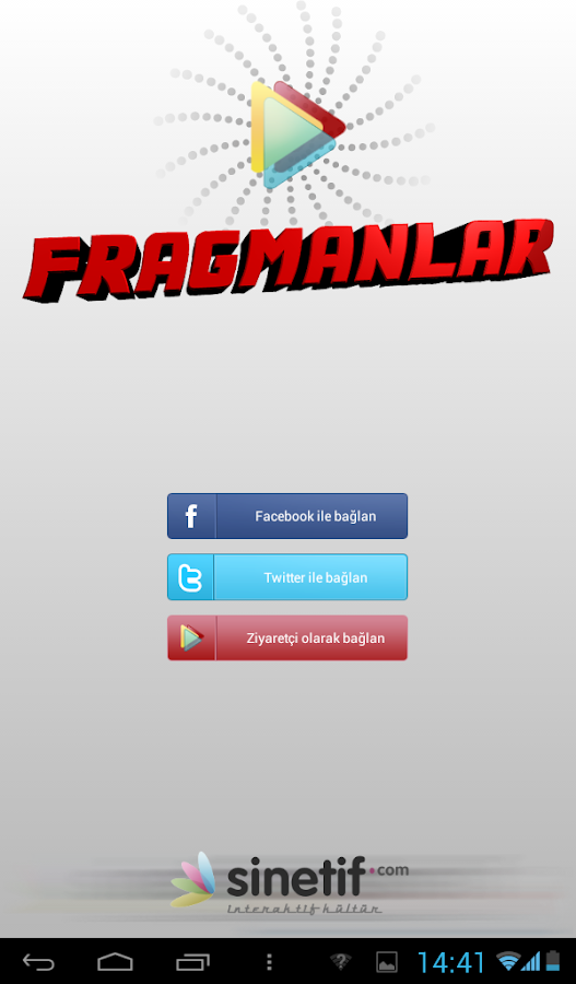 Fragmanlar- screenshot