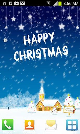 Christmas NewYear LiveWalPaper