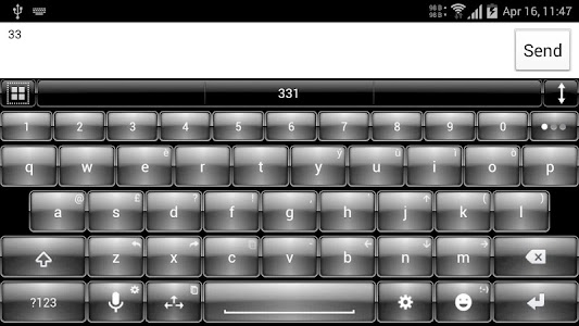Theme for A.I.type Dusk Silver v1.3