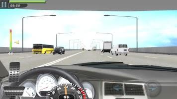 Screenshot of Mad Cop3 Police Car Race Drift