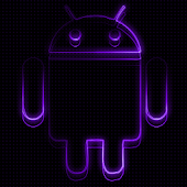 Neon Purple - Icon Pack