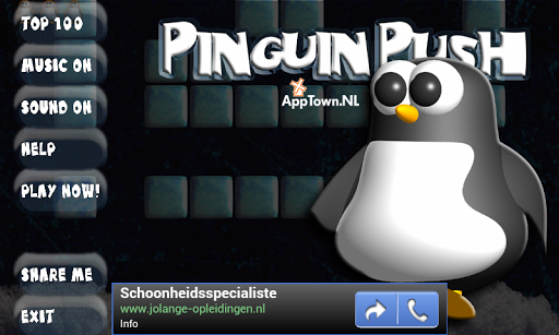 Pinguin Push
