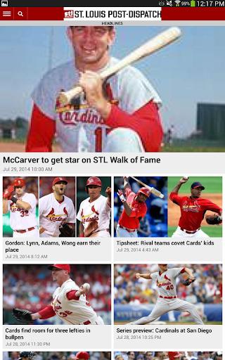 【免費運動App】Post-Dispatch Baseball-APP點子