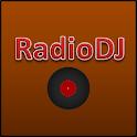 RadioDJ logo