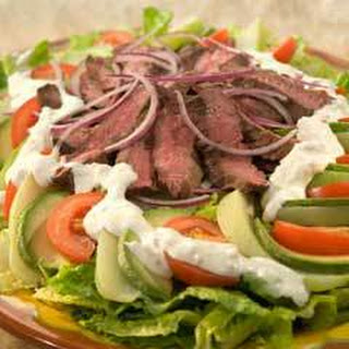 Chayote & Skirt Steak Salad Recipe