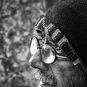 by Deepraj Das - Black & White Street & Candid
