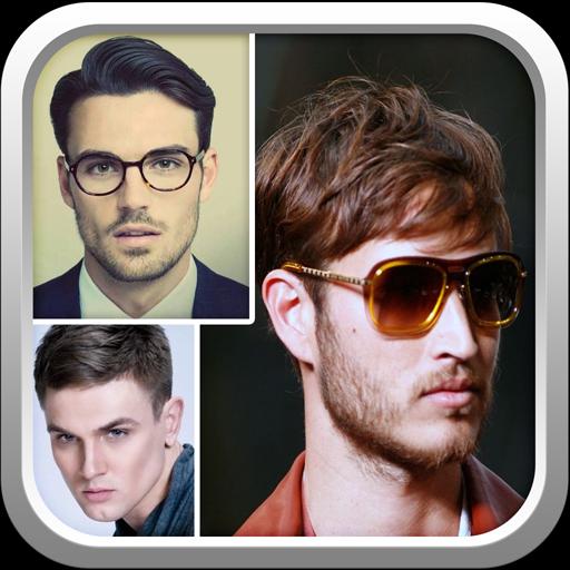 Men's hairstyles 生活 App LOGO-APP試玩