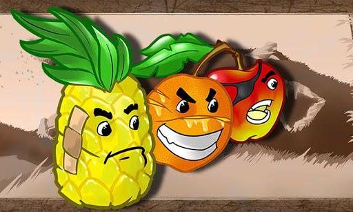 Furious Fruits Angry War PRO