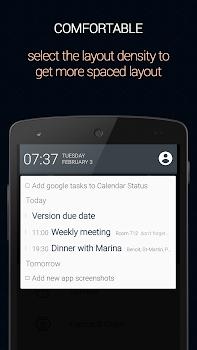 Calendar Status Pro