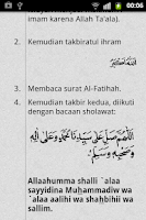 Screenshot of Sholat Jenazah