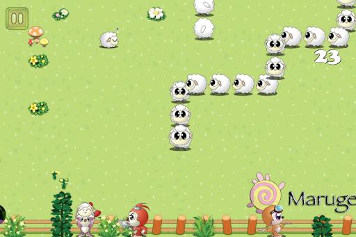 麻糬羊球: 貪食蛇羊