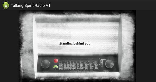說話的靈盒電台EVP