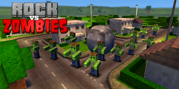Rock Vs Zombies- screenshot thumbnail