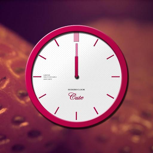Cute - Scoubo clock