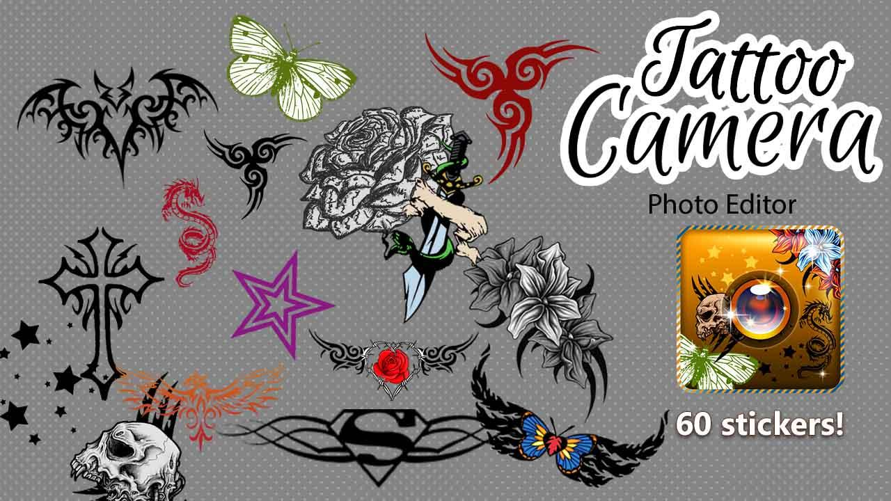 Tattoo Camera Photo Editor Android Apps On Google Play