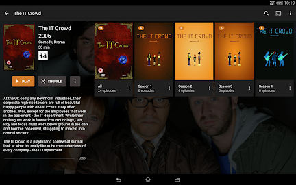 Plex for Android Screenshot 5