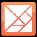 Tangram X logo