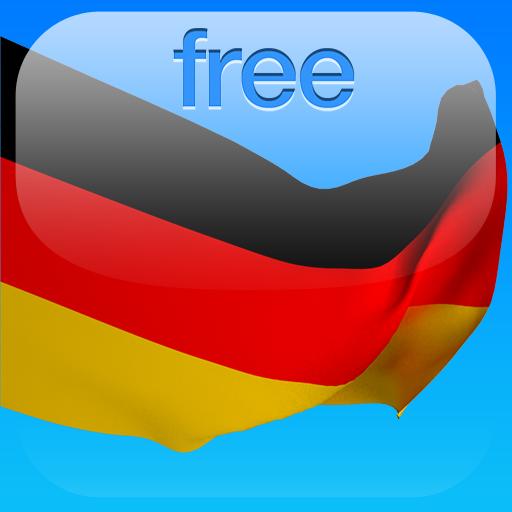 一月学会德语 Free 教育 App LOGO-硬是要APP