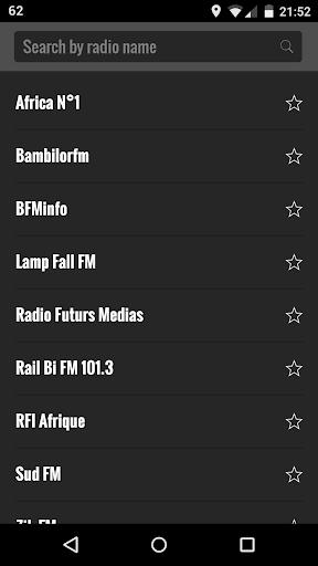塞内加尔电台