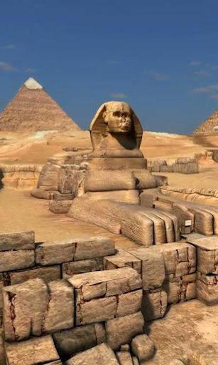 Great Pyramids live wallpaper