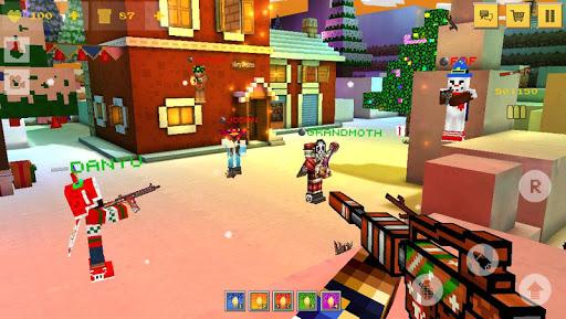Block Force - Cops N Robbers  screenshots 2