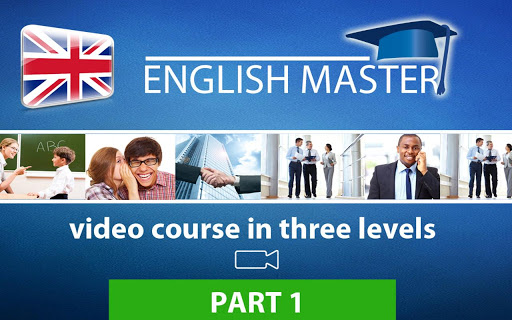 English Master (Part 1) IAB 2.0.1 screenshots 1