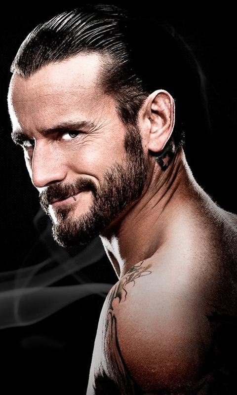 CM Punk HD Wall+Slide - screenshot